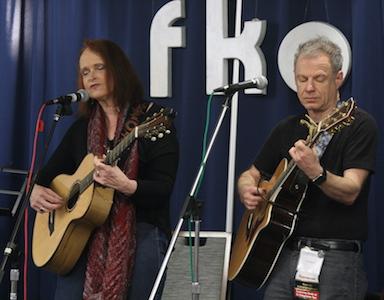 Jeff & Maya Bohnhoff